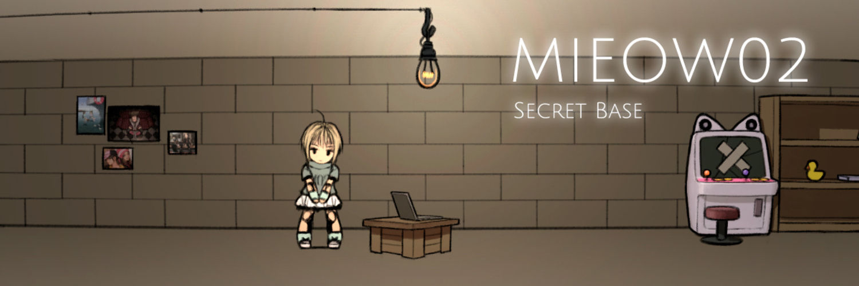 Secret base on Fantia