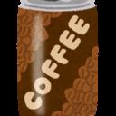 缶コーヒーを奢る