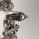 オリジナル純銀製アクセサリー50パーセントオフにて制作