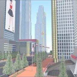 Futuristic City 2
