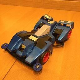 ミニ四駆ガンブラスターX-2
