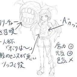 キャラクター1-①