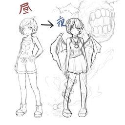 キャラクター1-②