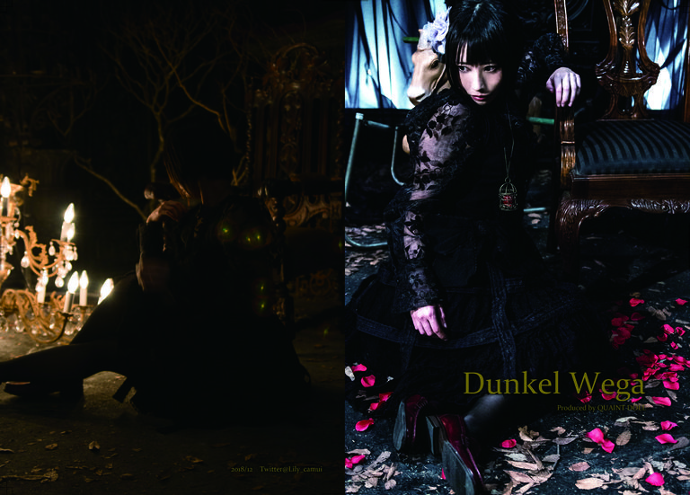 【サンプル】Dunkel Wega