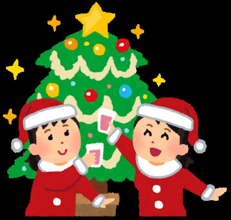 【こと&はる】クリスマス