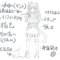 キャラクター3-①