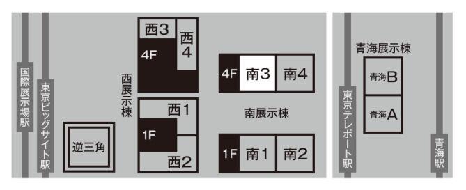 コンビニ出力の予約番号 C96コミケ:サークル/企業 配置図 全9枚 【最終版の公開後にアップ予定】