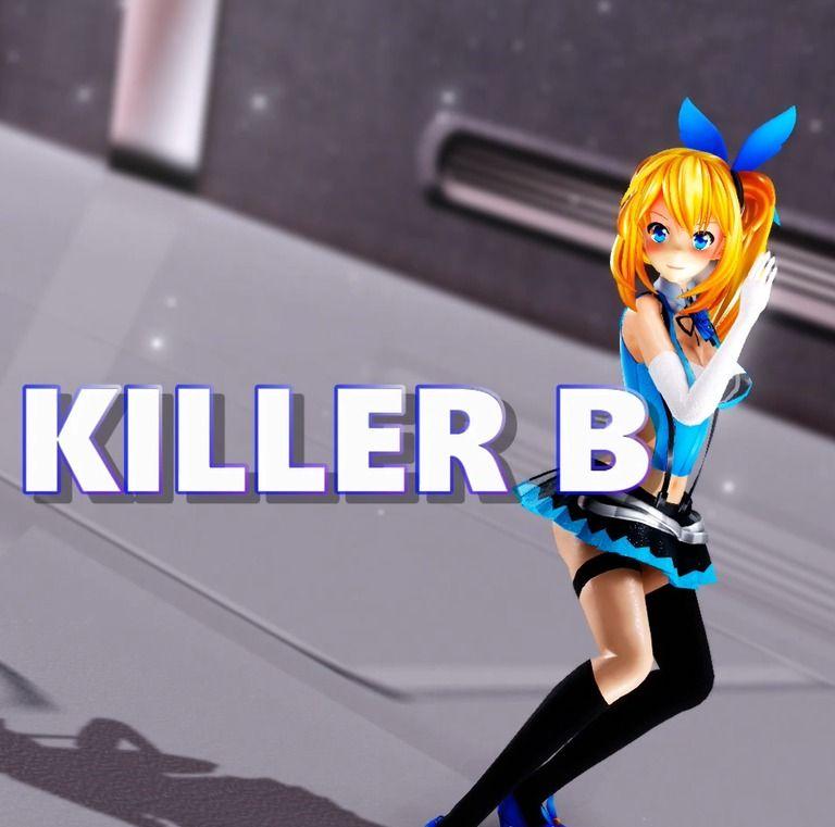 killerB通常版
