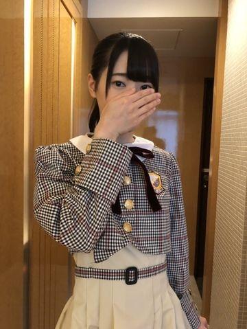 2/9更新  乃木⊿4期生最年少 筒⊿あやめちゃんコスプレ