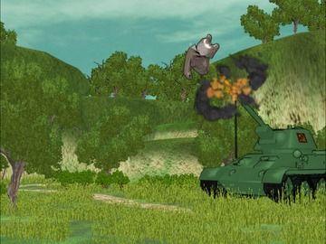 飛び散れ!山猫さん クラッシュシーン46・47