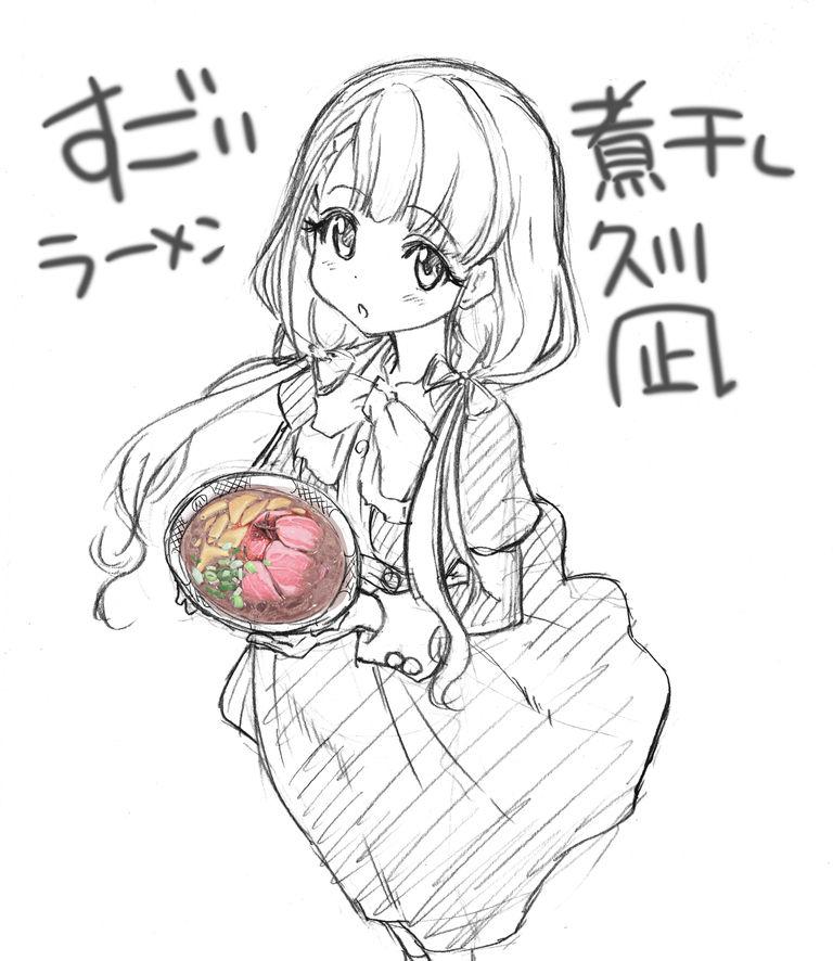 新アイドル久川凪ちゃん。頑張って塗りました。
