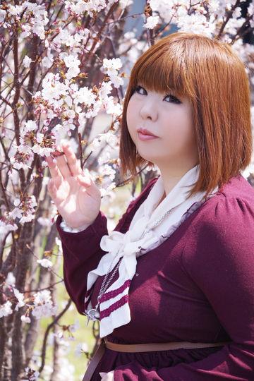 北海道にもやっと桜が咲きましたよ♪
