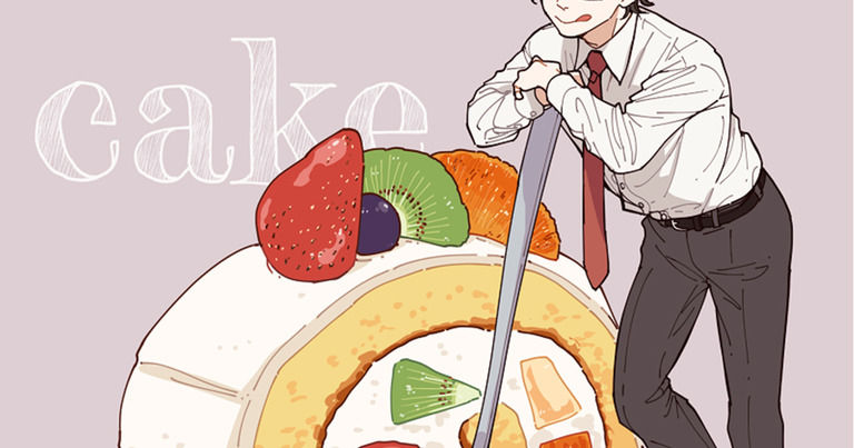 Cake×Suit メイキング
