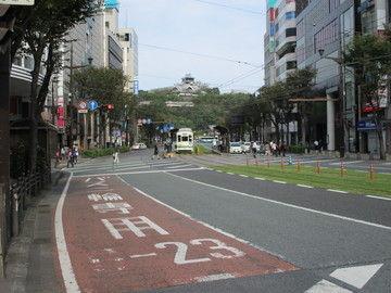 熊本市電の昔と今