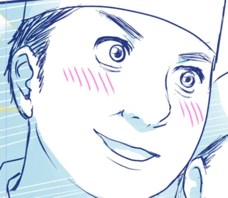 創作漫画「万府くんは、いつもまんぷく。」11話