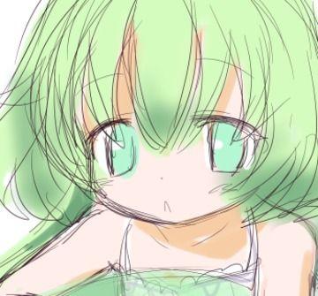 【ECO】ポイズンジェルちゃん-ラフ01