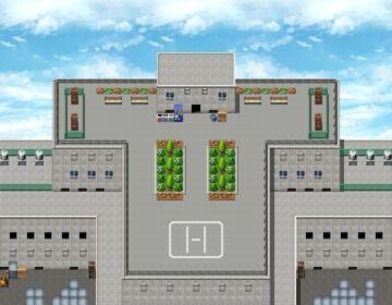 タツヤさんの悶絶調教RPG 進捗(軍事基地マップ)