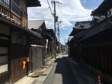 播州織と日本のへそで有名な西脇市へ