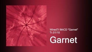 【進捗】9thCD「Garnet」その1