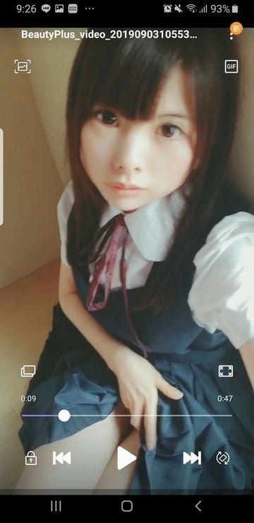 1000円ぷらん🎀制服おぱんつ動画(0:47)