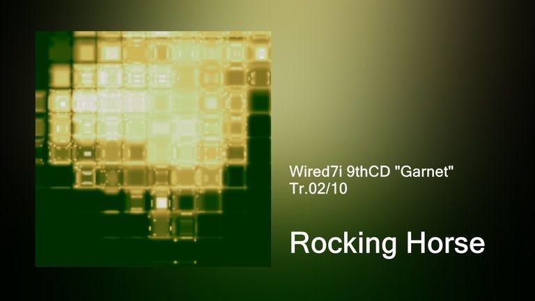 【進捗】9thCD「Garnet」その2
