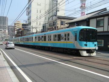 滋賀県 京阪京津線 旅行記