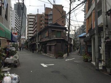 昭和レトロを探しに 古き良き建物が残る「中崎町」へ