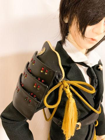 【12月】SD17少年サイズ燭台切光忠衣装 受注ご案内
