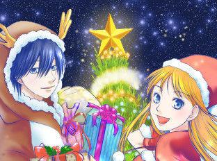 万府くんクリスマス漫画有料版