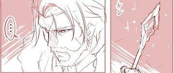 黒のリーマンと氷城の銀華姫 #9
