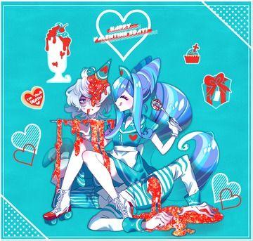 💕💙💖 Happy Valentine's Day! 💖💙💕