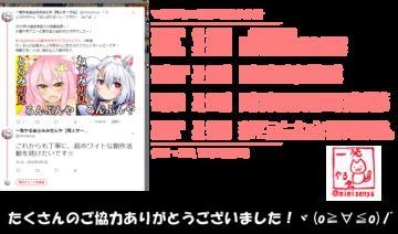 【告知】2019年の確定申告での結果発表ー!!災害寄付