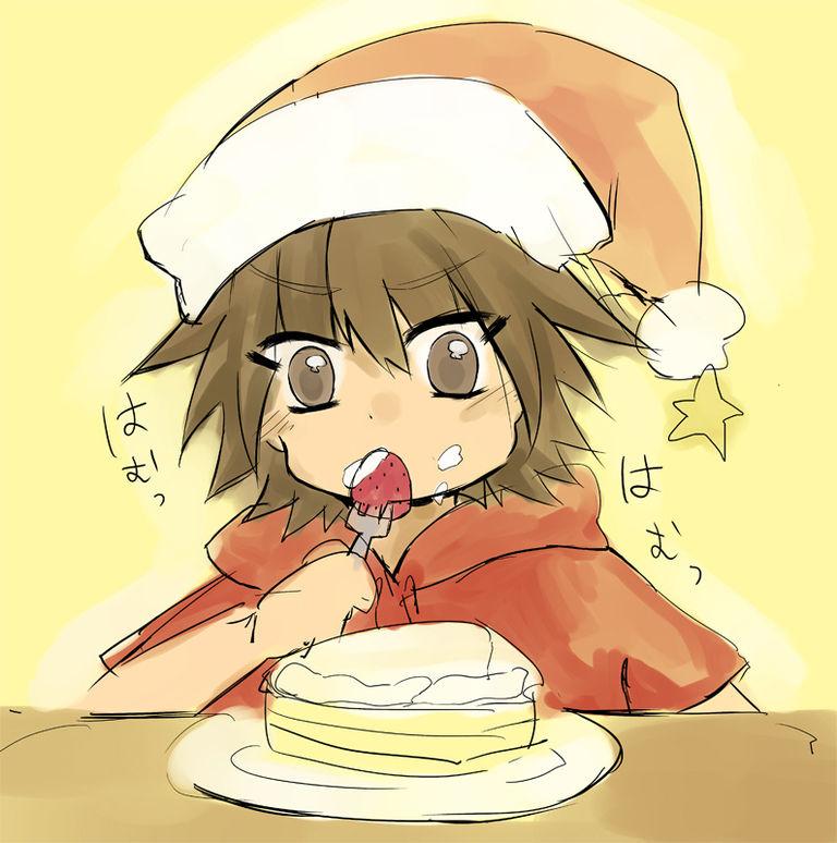クリスマスなんで久々に~
