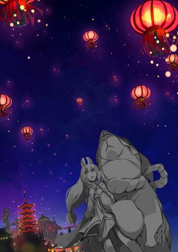【オリジナル】仔ウサギお姫様の旅路メイキング【全17枚】