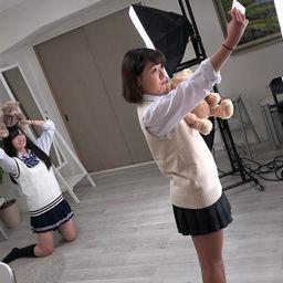 ダブルストロベリー 2 いちごのおうちにいちご姫 自撮り風景