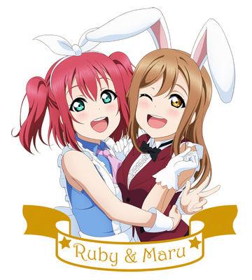 Ruby&Maru