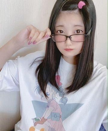 \♡オーバーサイズ白T♡/