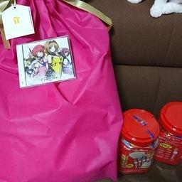 【日記】誕生日プレゼントありがとう!!!