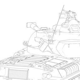 戦車 26 Lastochka Shasu の投稿 ファンティア Fantia