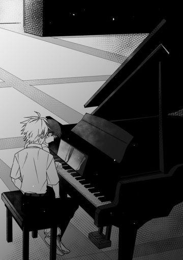 シンジとカヲルのピアノレッスン