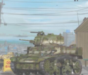 戦車#37