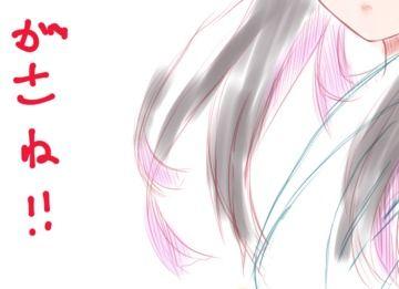 とあるCD用に、緋惺のイラストを描いています。