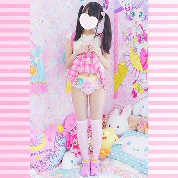 #010 無料コース用の女児服写真あげました。