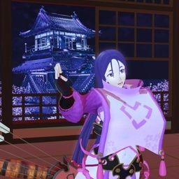 【MMD】頼光で千本桜
