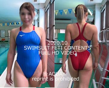 【2020.1017】競水フェチコンテンツ動画