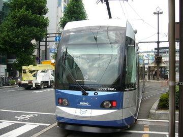 岡山電気軌道特集