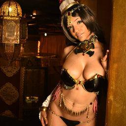 不夜城のキャスター:アラビアンナイト Scheherazade: Arabian Nights