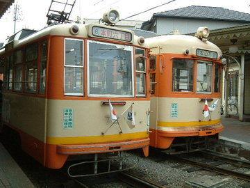伊予鉄道旅行記