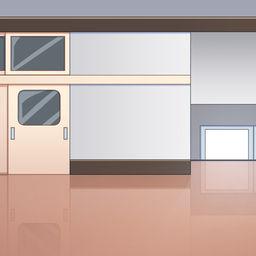 【画面デザイン】廊下