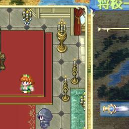 ディザーターズ:開発中ゲーム画面2 & BGM2曲公開